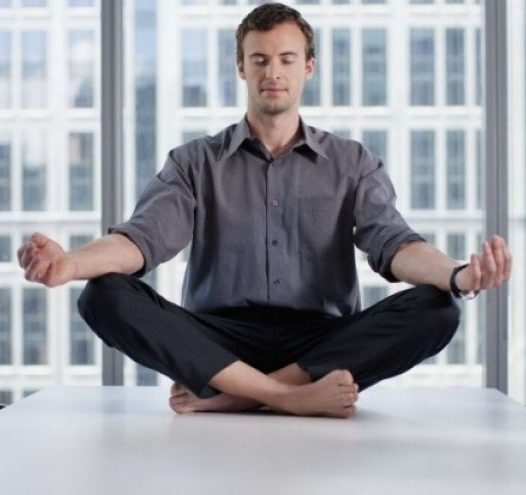 Yoga après le travail